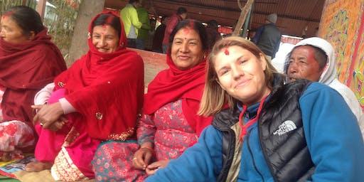 Sierra Club Dinner:  Journey to the Heart of Nepal