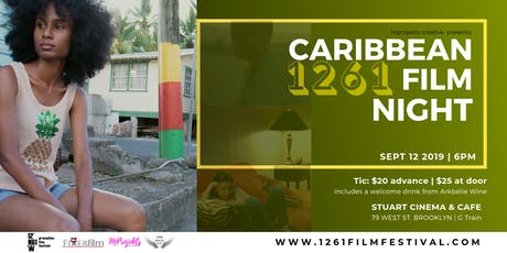 1261 Caribbean Film Night in New York tickets
