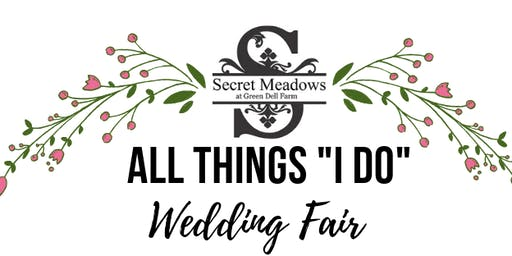 "All Things ""I Do"" Wedding Fair"