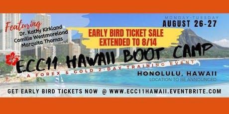 ECC11 Hawaii 2-Day Boot Camp tickets
