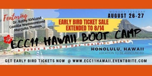 ECC11 Hawaii 2-Day Boot Camp