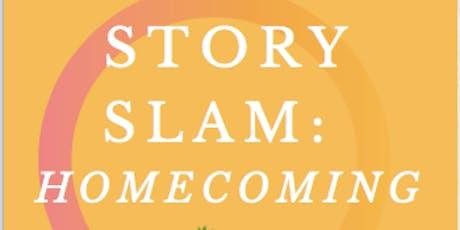 Story Slam: Homecoming tickets