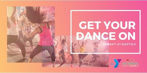 Dance Yourself Into Shape: Zumba™ at Martin's