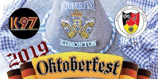 ROCKtoberfest presented by K97 @ the GCCA  It's Saturday Night! Ein Prosit!