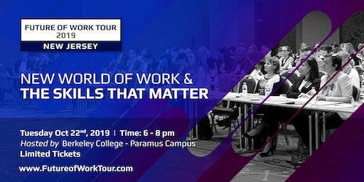 New World of Work & The Skills That Matter