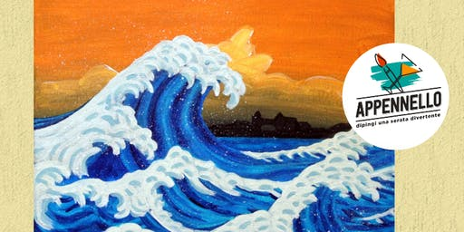 La grande onda: aperitivo Appennello a Senigallia (AN)