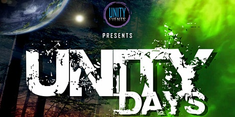Unity Days 2020 Photo Ops billets