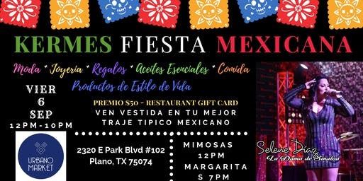Kermes Fiesta Mexicana