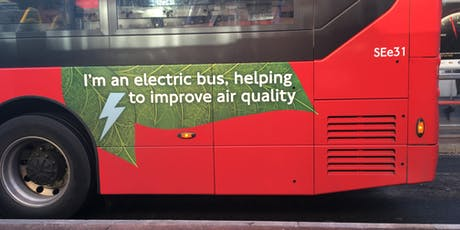 Red Explorer Tour – London's Electric Double Deck Buses tickets