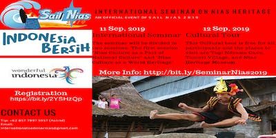 International Seminar on Nias Heritage 2019