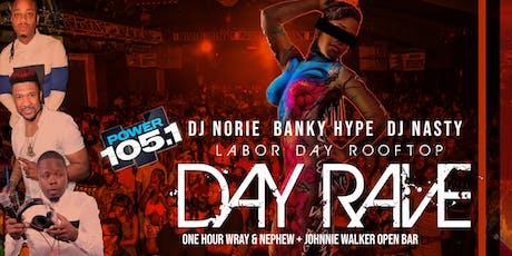 BAEFEST: ROOFTOP LABOR DAY RAVE I WRAY + NEPHEW + JOHNNIE WALKER Open Bar I DJ NORIE I BANKY HYPE tickets