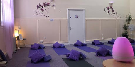 Restore and Replenish ,Yoga and Mindfulness  afternoon. tickets