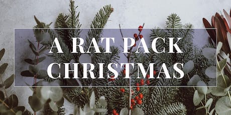 A Rat Pack Christmas tickets