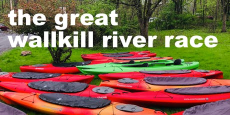 The Great Wallkill River Race tickets