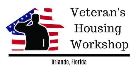 Veteran's Housing Workshop - Orlando, FL tickets