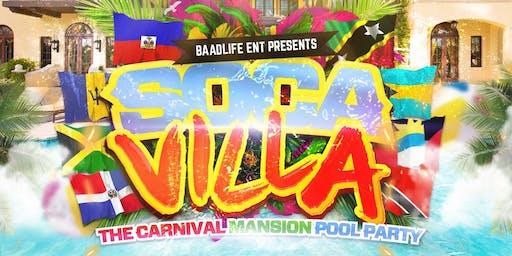 Soca Villa: The Miami Carnival Mansion Pool Party