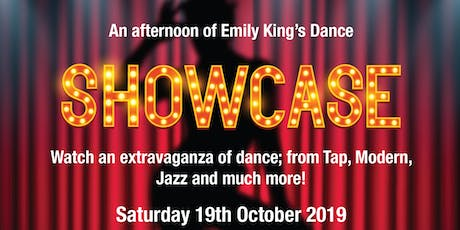 An afternoon of Emily King's Dance Showcase tickets