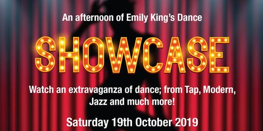 An afternoon of Emily King's Dance Showcase