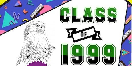 JHS Class of 1999 - 20 Year Reunion tickets