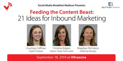 Feeding the Content Beast: 21 Ideas for Inbound Marketing