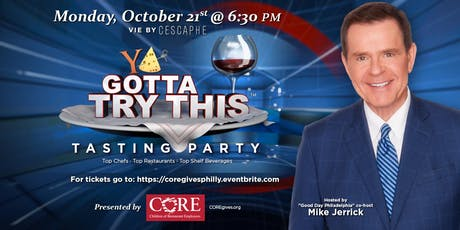 Ya Gotta Try This™ Tasting Party  tickets