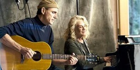 Marietta Jazz and Jokes tribute to James Taylor and Carol King tickets