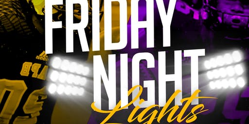 Friday Night Lights: The Official UAPB vs TCU Pregame