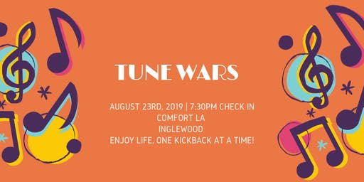 Tune Wars: The Pop-Up Event