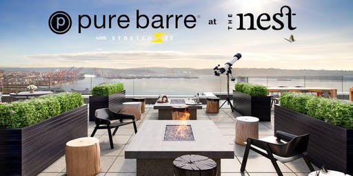 Pure Barre at The Nest at Thompson Seattle
