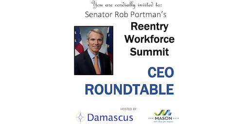 Senator Rob Portman Reentry Workforce Summit