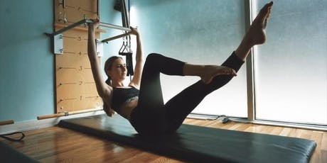 Mat Pilates with Alexis! tickets