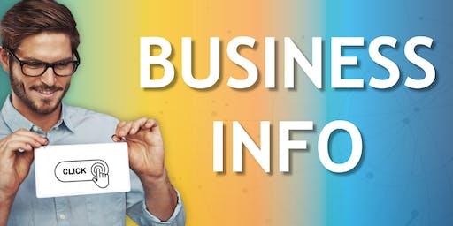 Business Info Malmö / Copenhagen