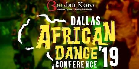 DADC 2019: Bandan Koro and Friends Showcase tickets