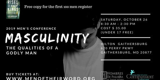 2019 Washington DC Christian Mens Conference