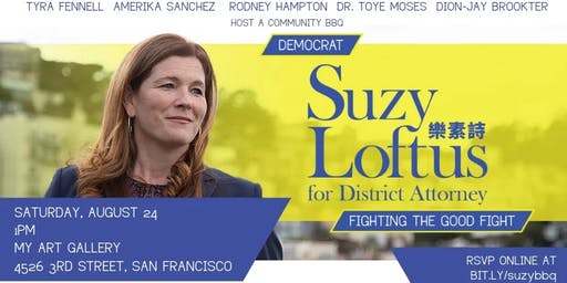A Meet and Greet for Suzy Loftus