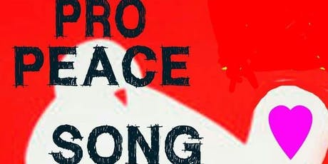 Pro Peace Song Rally Hosted By Mike Kane tickets