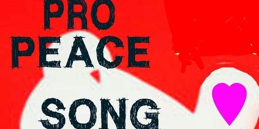 Pro Peace Song Rally Hosted By Mike Kane
