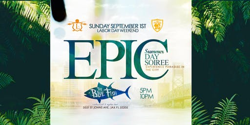 The Epic Summer Day Soiree