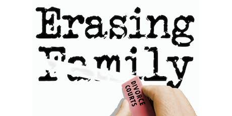 BOSTON/NEWTON: Film Screening - Erasing Family Documentary tickets