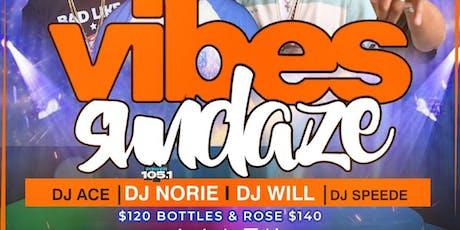 VIBES SUNDAZE at MAZI NIGHT CLUB tickets