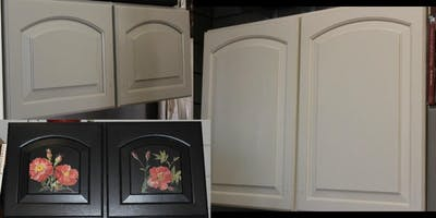 Kitchen Cabinet Painting Class