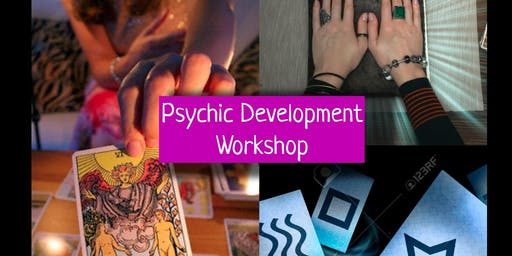Psychic Development Workshop at Wattstown social club ( Rhondda)