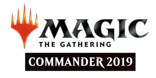 MTG Commander Weekend Event