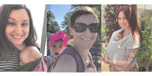 Everything Babywearing (Up to 18 Months)