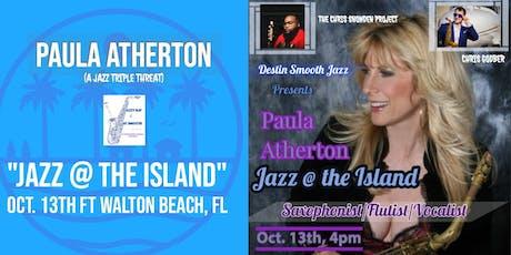 Jazz @ The Island tickets