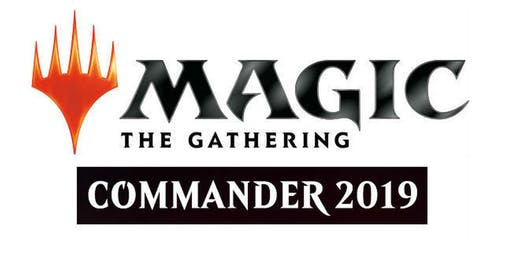 MTG Commander Weekend Event (North)