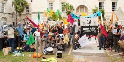 Extinction Rebellion Guildford - Weekly Meeting