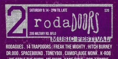 RodaDoors 2 Music Festival