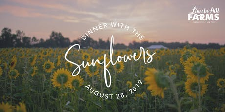 Dinner with the Sunflowers - Star Cider Pairing tickets