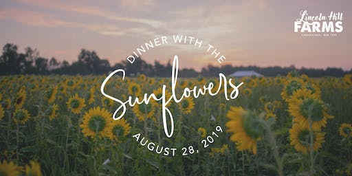 Dinner with the Sunflowers - Star Cider Pairing